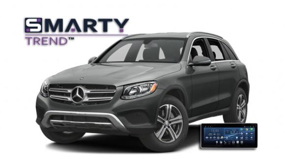 Mercedes GLС Android Autoradio Con GPS Integrato Unità di Testa - SMARTY Trend.