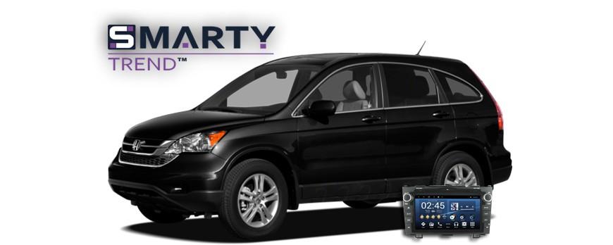 Honda CR-V 2009 Android Autoradio Con GPS Integrato Unità di Testa - SMARTY Trend.