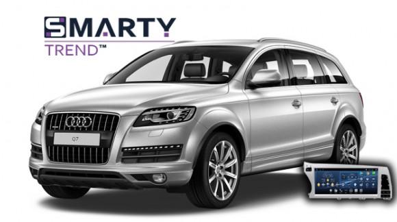 Audi Q7 Android Autoradio Con GPS Integrato Unità di Testa - SMARTY Trend.