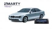 BMW 5 Series E39 Android Autoradio Con GPS Integrato Unità di Testa - SMARTY Trend.