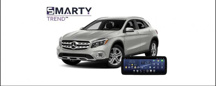 Mercedes-Benz GLA (X156) Android Autoradio Con GPS Integrato Unità di Testa - SMARTY Trend.
