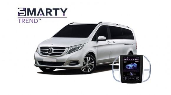 Mercedes-Benz Vito (W447) Android Autoradio Con GPS Integrato Unità di Testa - SMARTY Trend.