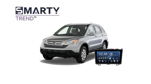 Honda CR-V 2008 Android Autoradio Con GPS Integrato Unità di Testa - SMARTY Trend.