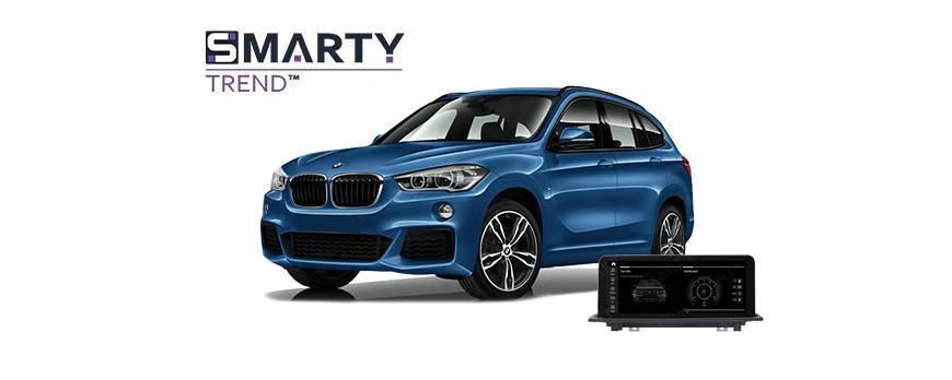 BMW X1 SERIES F48 2017 Android Autoradio Con GPS Integrato Unità di Testa - SMARTY Trend.