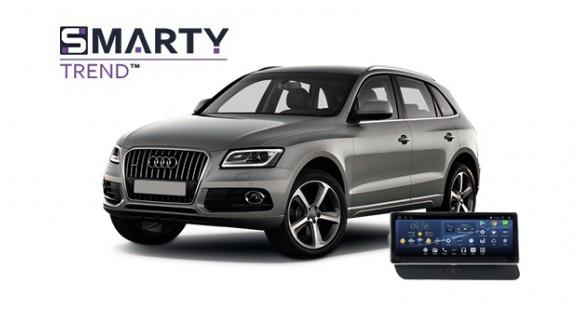 Audi Q5 2013 Android Autoradio Con GPS Integrato Unità di Testa - SMARTY Trend.