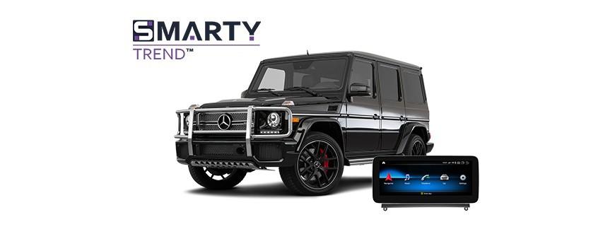 Mercedes Benz G-Class (W463) 2012 Android Autoradio Con GPS Integrato Unità di Testa - SMARTY Trend.