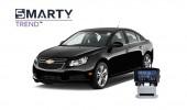 Chevrolet Cruze 2011 Android Autoradio Con GPS Integrato Unità di Testa - SMARTY Trend.