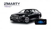MERCEDES-BENZ E-CLASS 2012 (W212) Android Autoradio Con GPS Integrato Unità di Testa - SMARTY Trend.