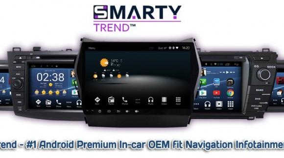 Il SMARTY Trend - il brand №1 delle Unità di Testa. La panoramica dei vantaggi.