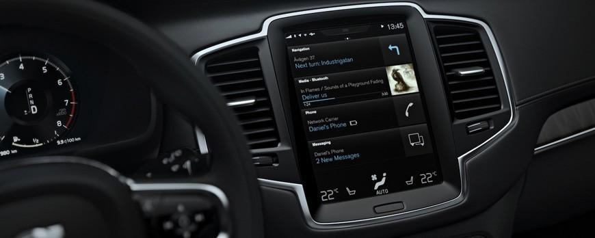 Android Autoradio Incorporate Unità di Testa